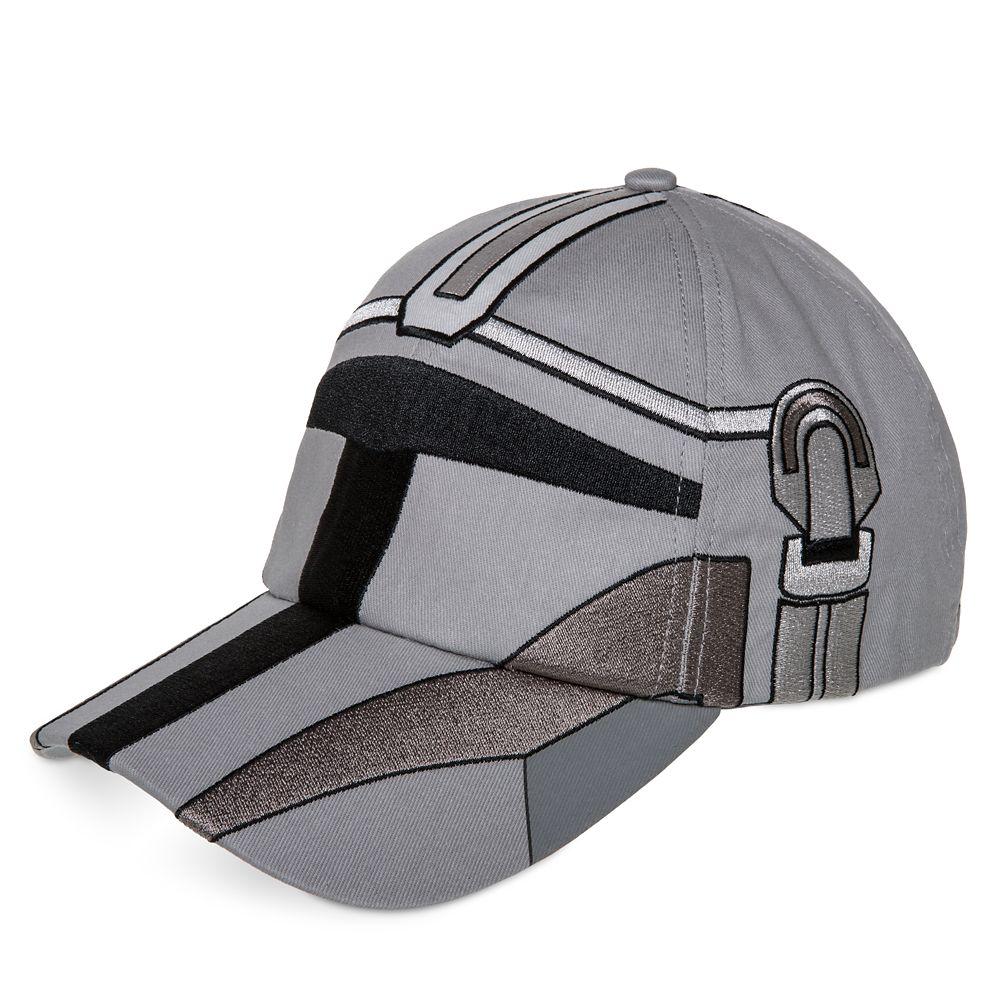 The Mandalorian Baseball Cap for Adults – Star Wars