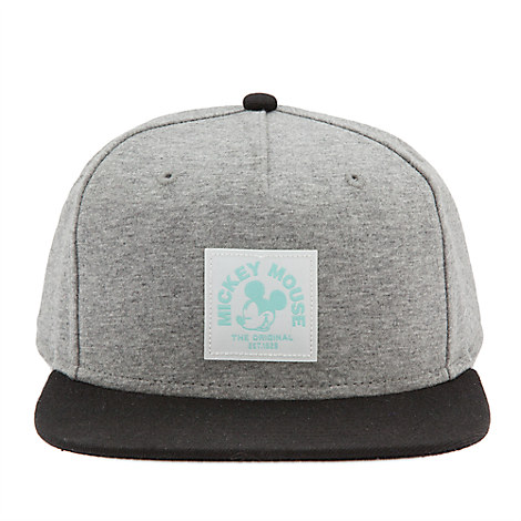 Mickey Mouse Oh Boy Baseball Cap for Adults by Neff