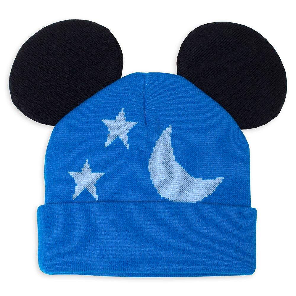 Mickey Mouse Ears Beanie for Adults by Cakeworthy – Fantasia