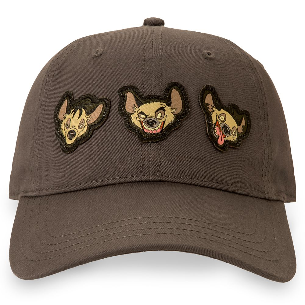 Hyenas Baseball Cap for Adults – The Lion King