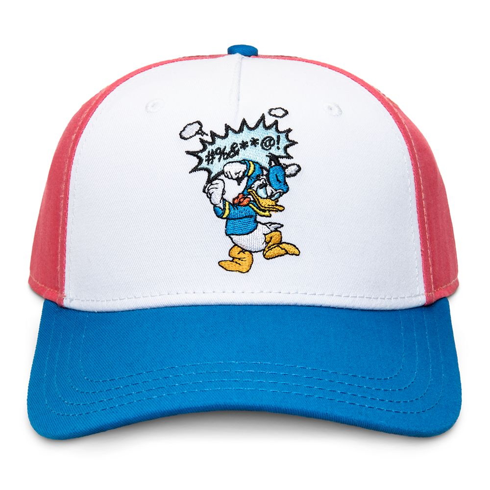 Donald Duck Baseball Cap for Adults