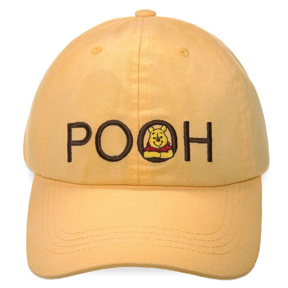 Winnie the Pooh Baseball Cap for Adults