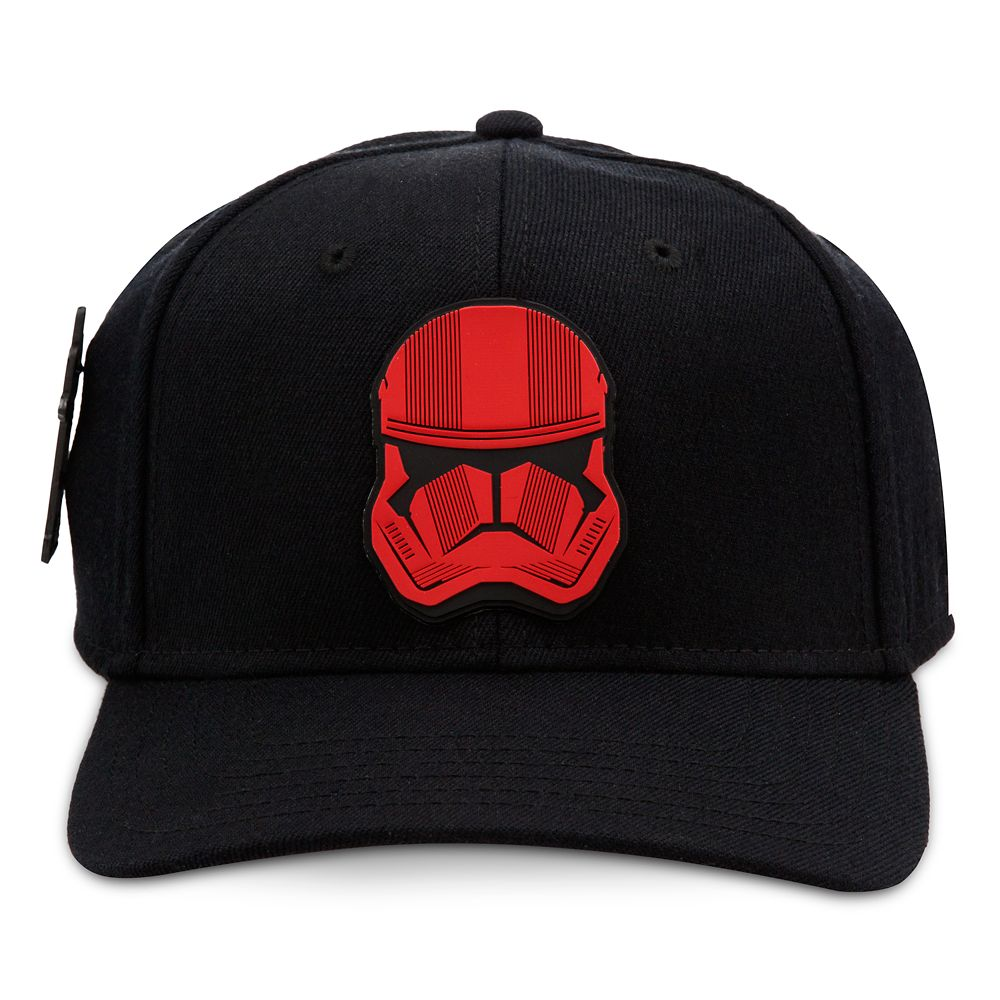 D23 Member – Sith Trooper Baseball Cap and Pin Set – Star Wars: The Rise of Skywalker – Limited Edition
