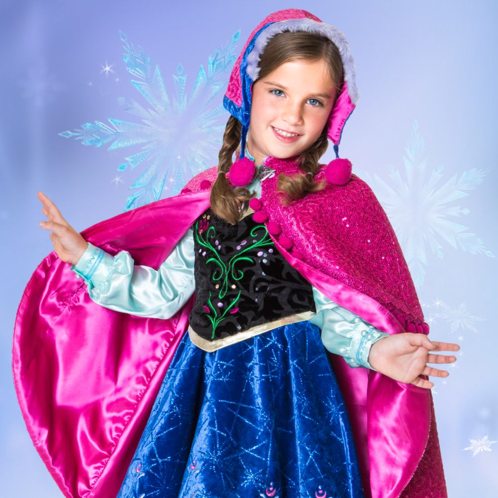 Anna Limited Edition Costume for Kids  Frozen Official shopDisney