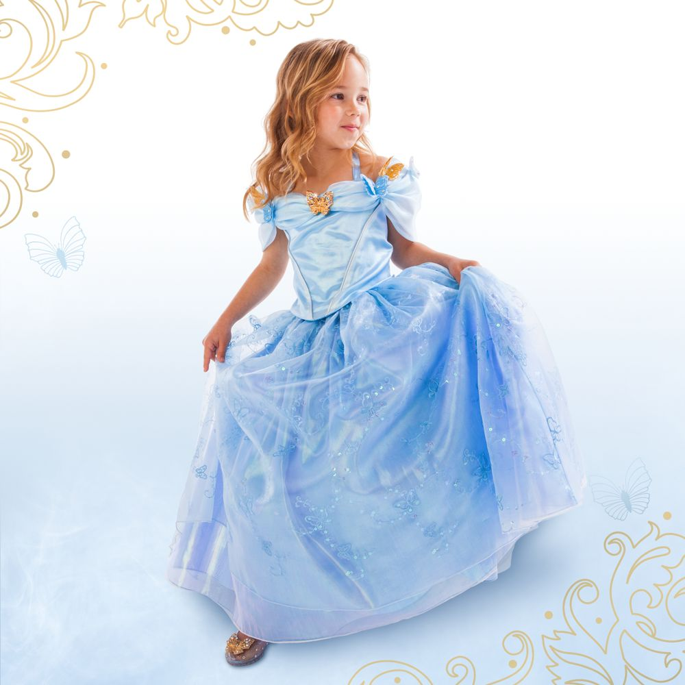 Cinderella Limited Edition Costume for Kids – Live Action Film