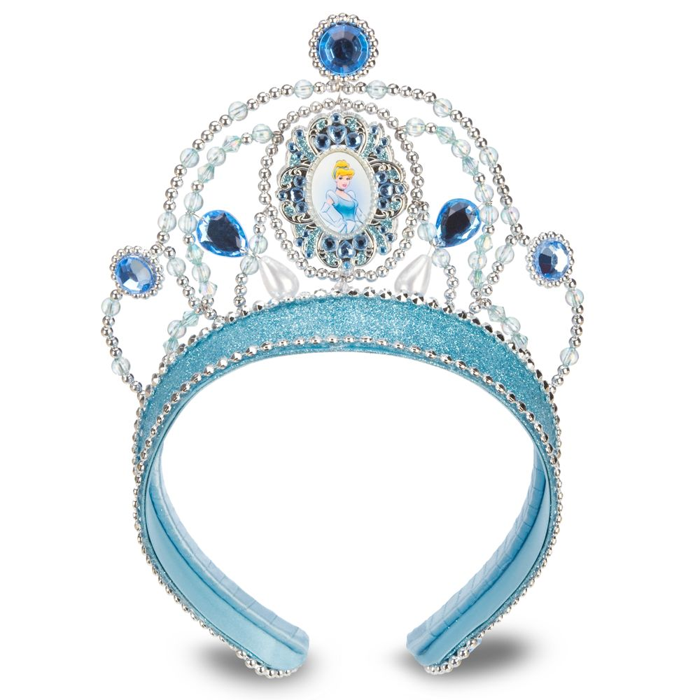 Jeweled Cinderella Tiara