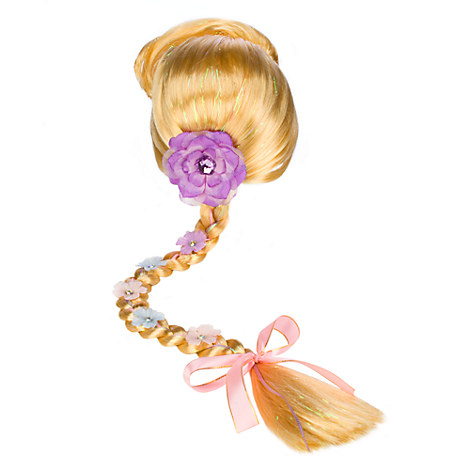 Rapunzel Wig with Braid