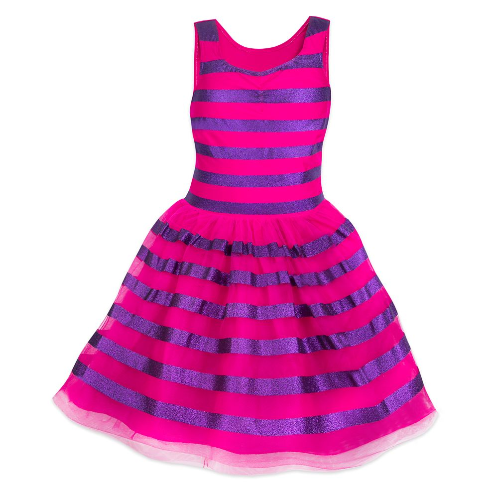 Cheshire Cat Costume with Tutu for Adults – Alice in Wonderland