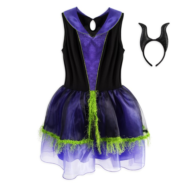 Maleficent Costume with Tutu for Adults – Sleeping Beauty