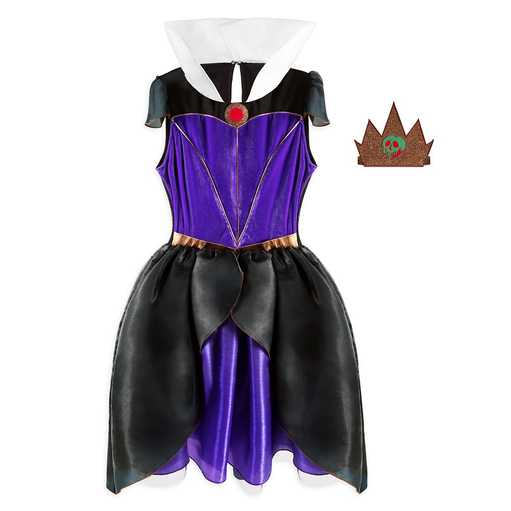 Evil Queen Costume with Tutu for Adults – Snow White and the Seven Dwarfs