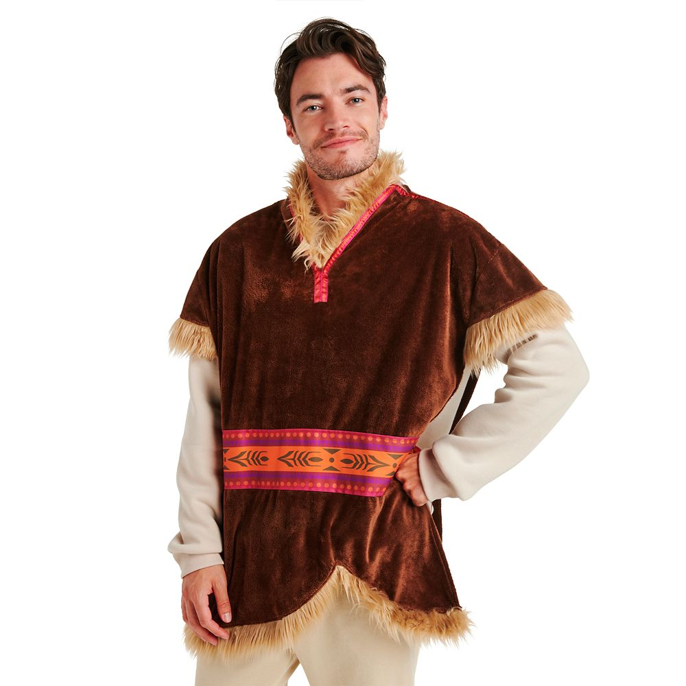 Kristoff Costume Tunic for Adults  Frozen Official shopDisney