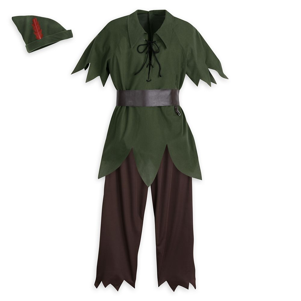 Peter Pan Costume for Adults by Disguise