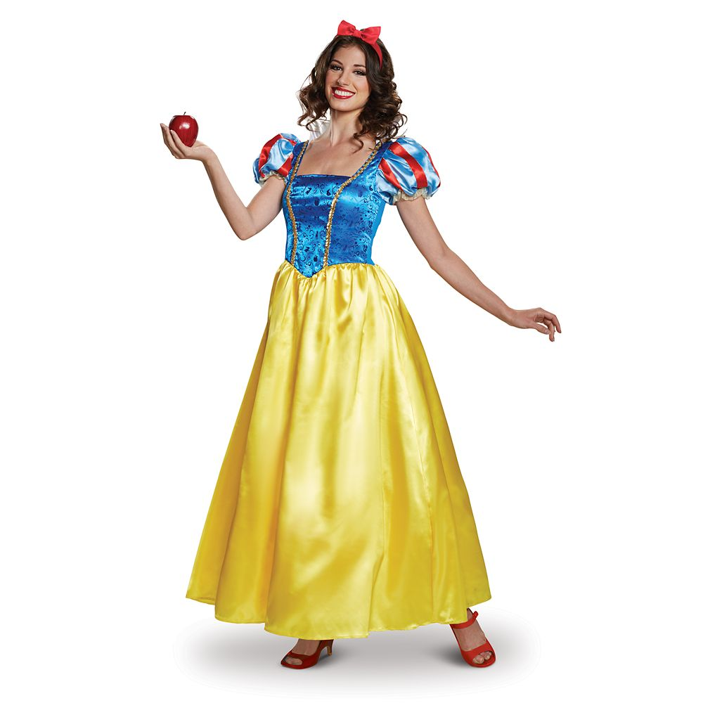 Snow White Deluxe Costume for Adults by Disguise