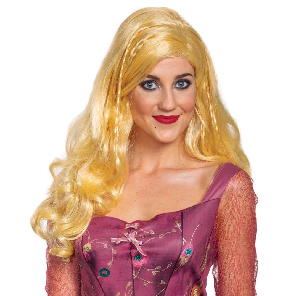Sarah Sanderson Wig by Disguise – Hocus Pocus