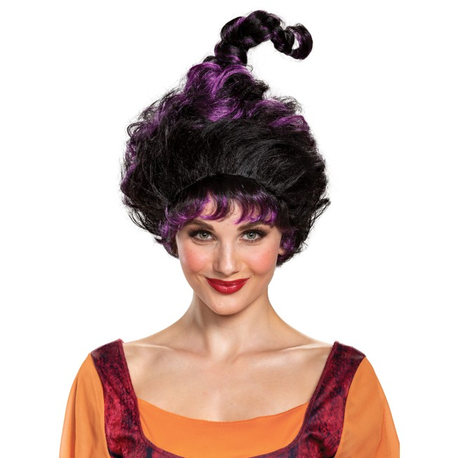 Mary Sanderson Wig by Disguise – Hocus Pocus