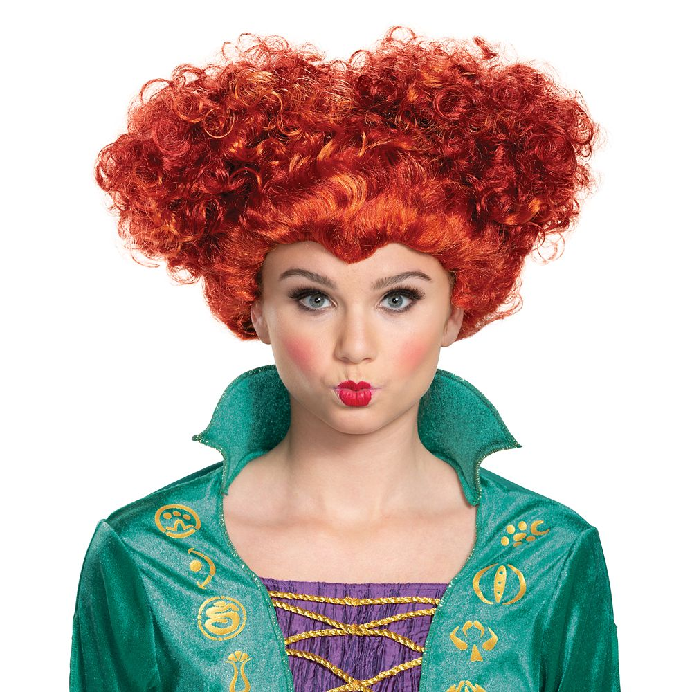 Winifred Sanderson Wig by Disguise – Hocus Pocus
