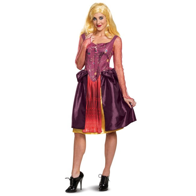 Sarah Sanderson Costume for Adults by Disguise – Hocus Pocus