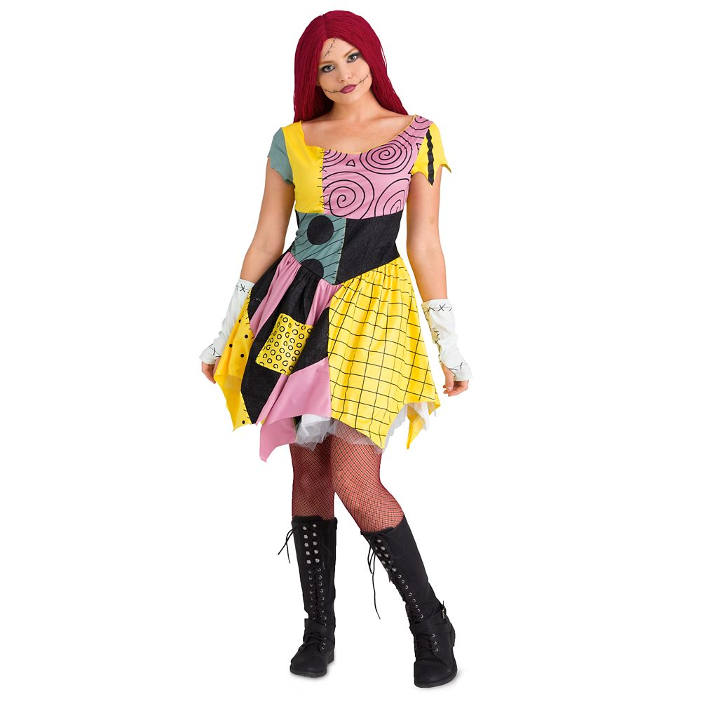 Sally Costume for Adults by Disguise – The Nightmare Before Christmas
