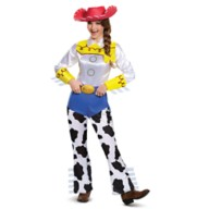 Jessie Deluxe Costume for Adults by Disguise – Toy Story