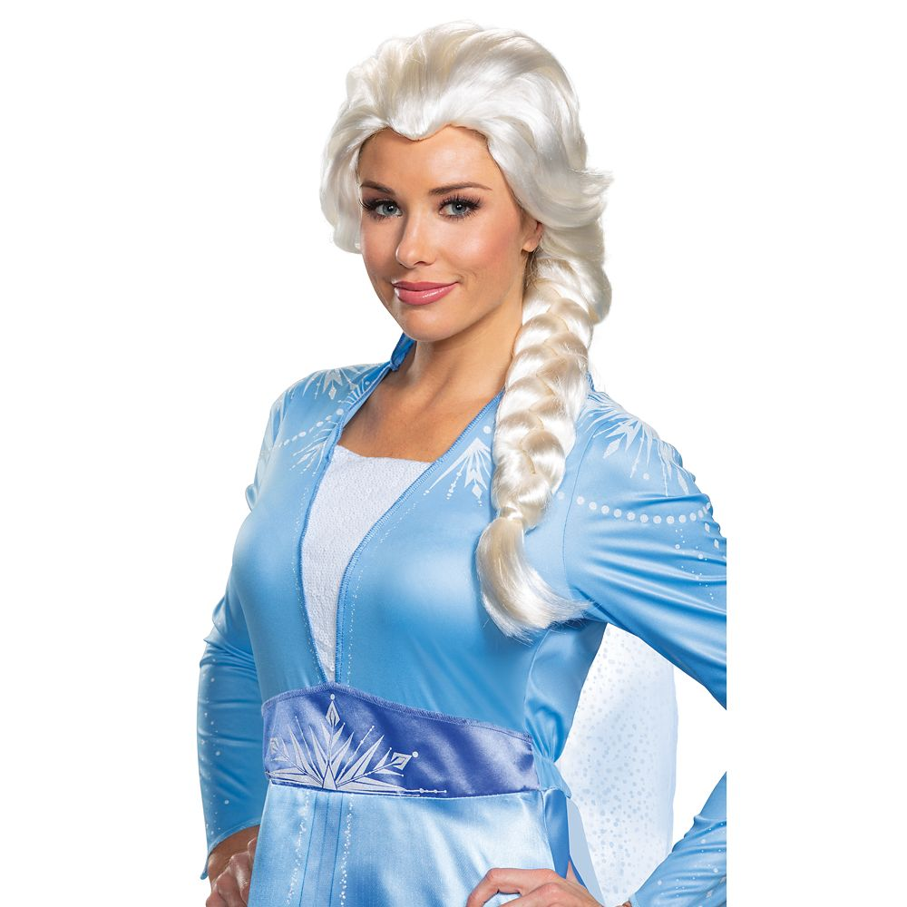 Elsa Wig by Disguise – Frozen