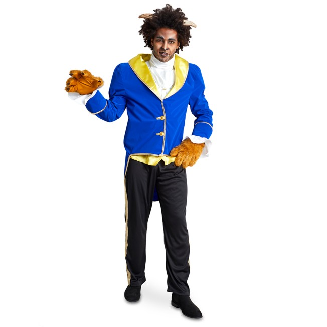 Beast Prestige Costume for Adults by Disguise – Beauty and the Beast