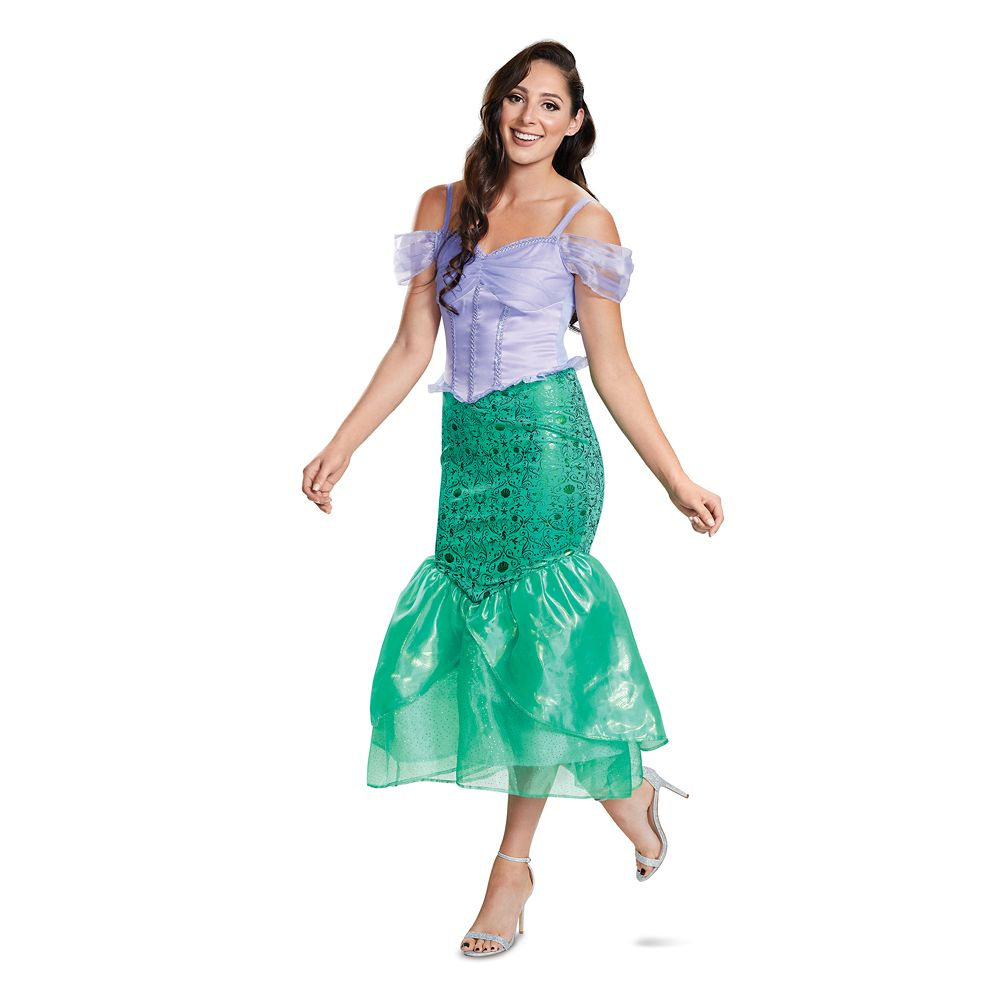 Ariel Deluxe Costume for Adults by Disguise – The Little Mermaid