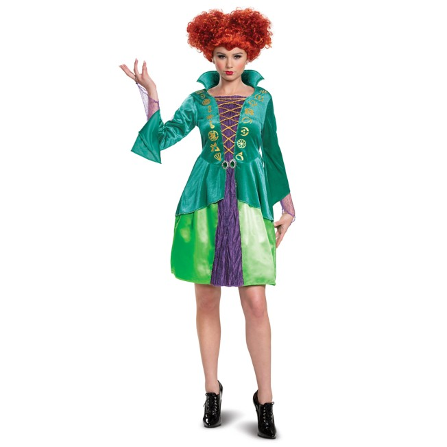 Winifred Sanderson Costume for Adults by Disguise – Hocus Pocus