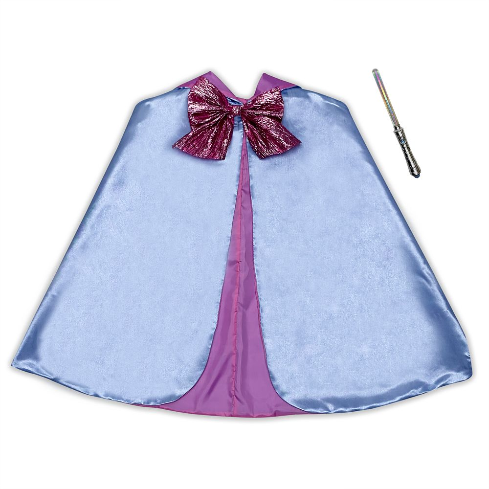 Fairy Godmother Costume Accessory Set for Adults – Cinderella