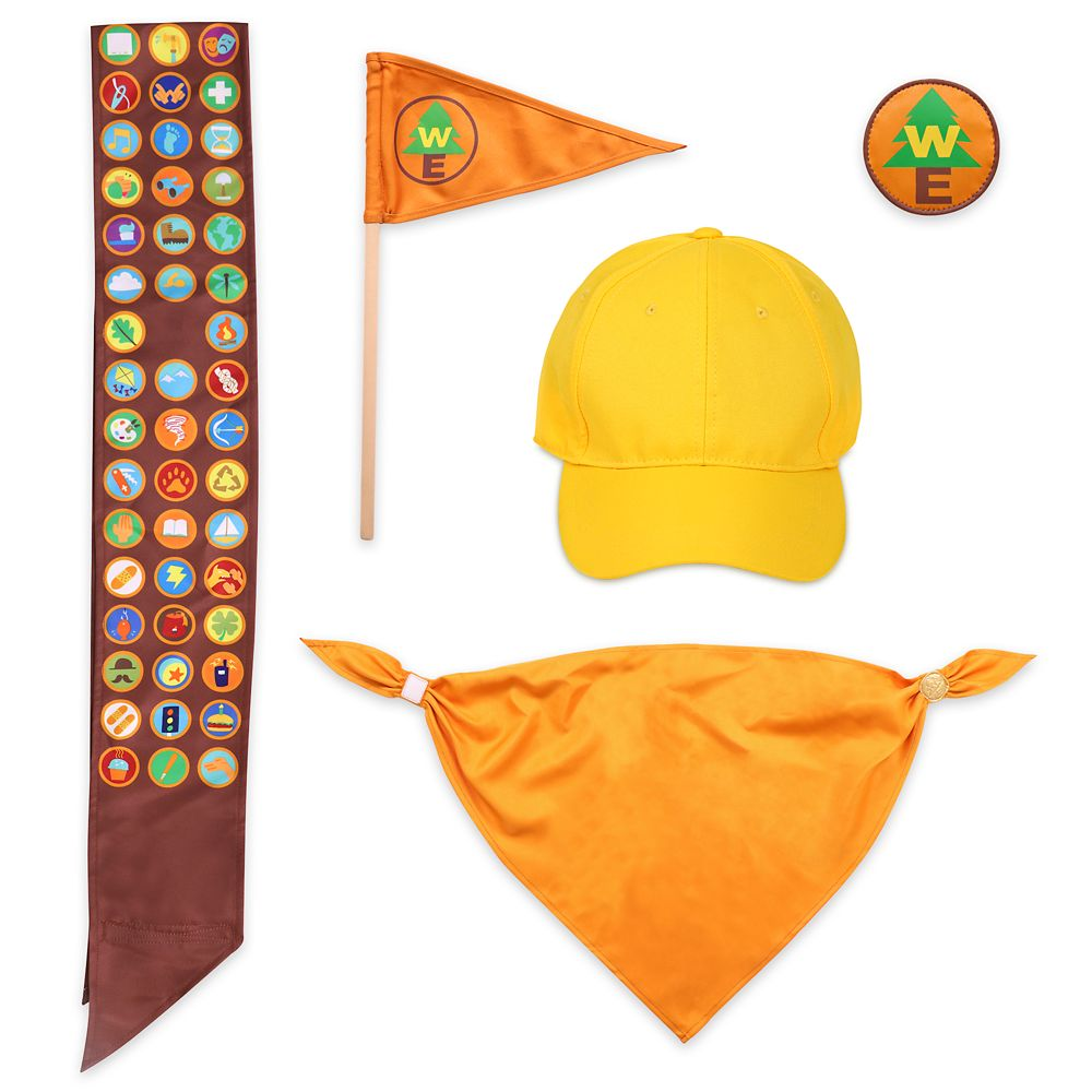 Russell Costume Accessory Set for Adults – Up
