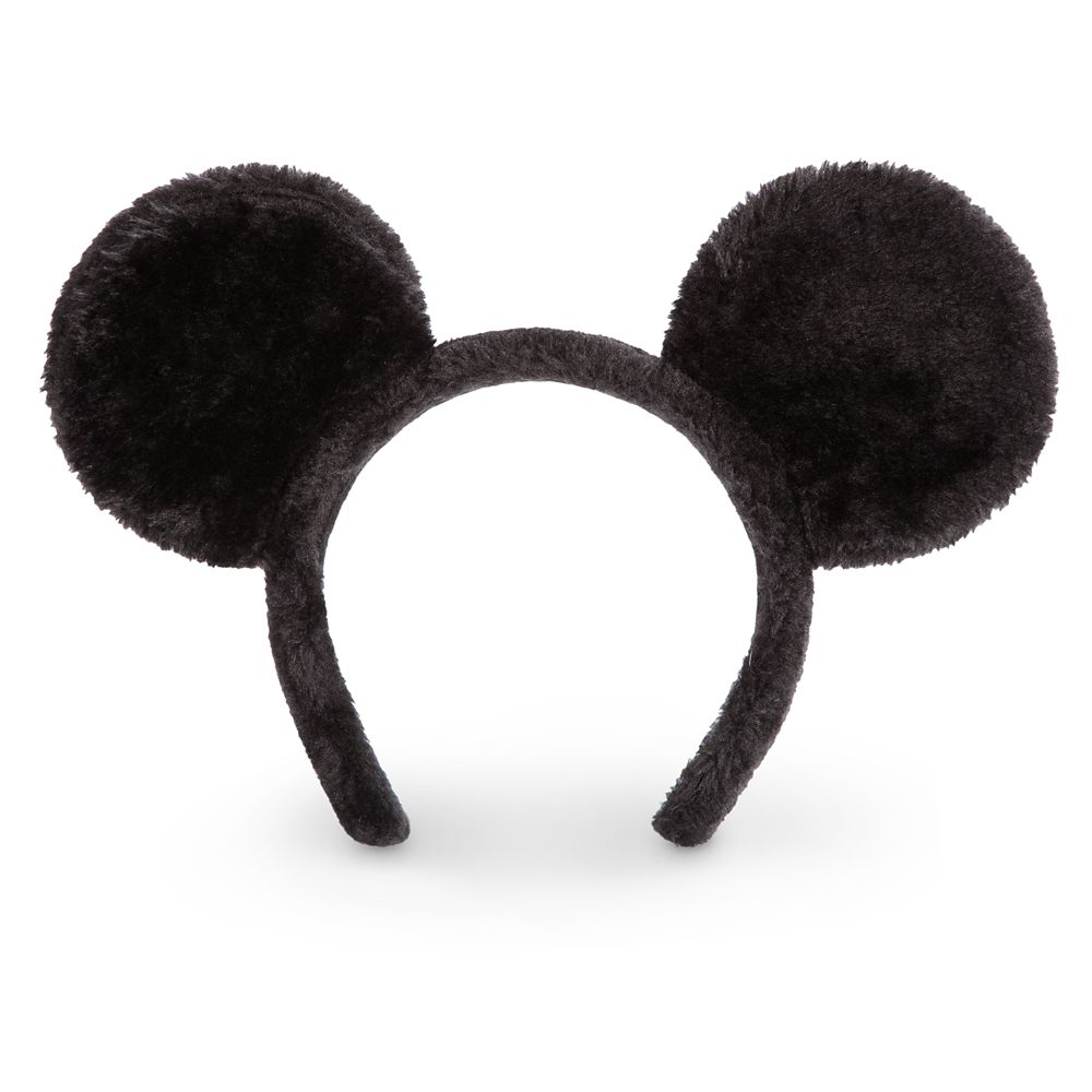 Mickey Mouse Ear Headband for Adults