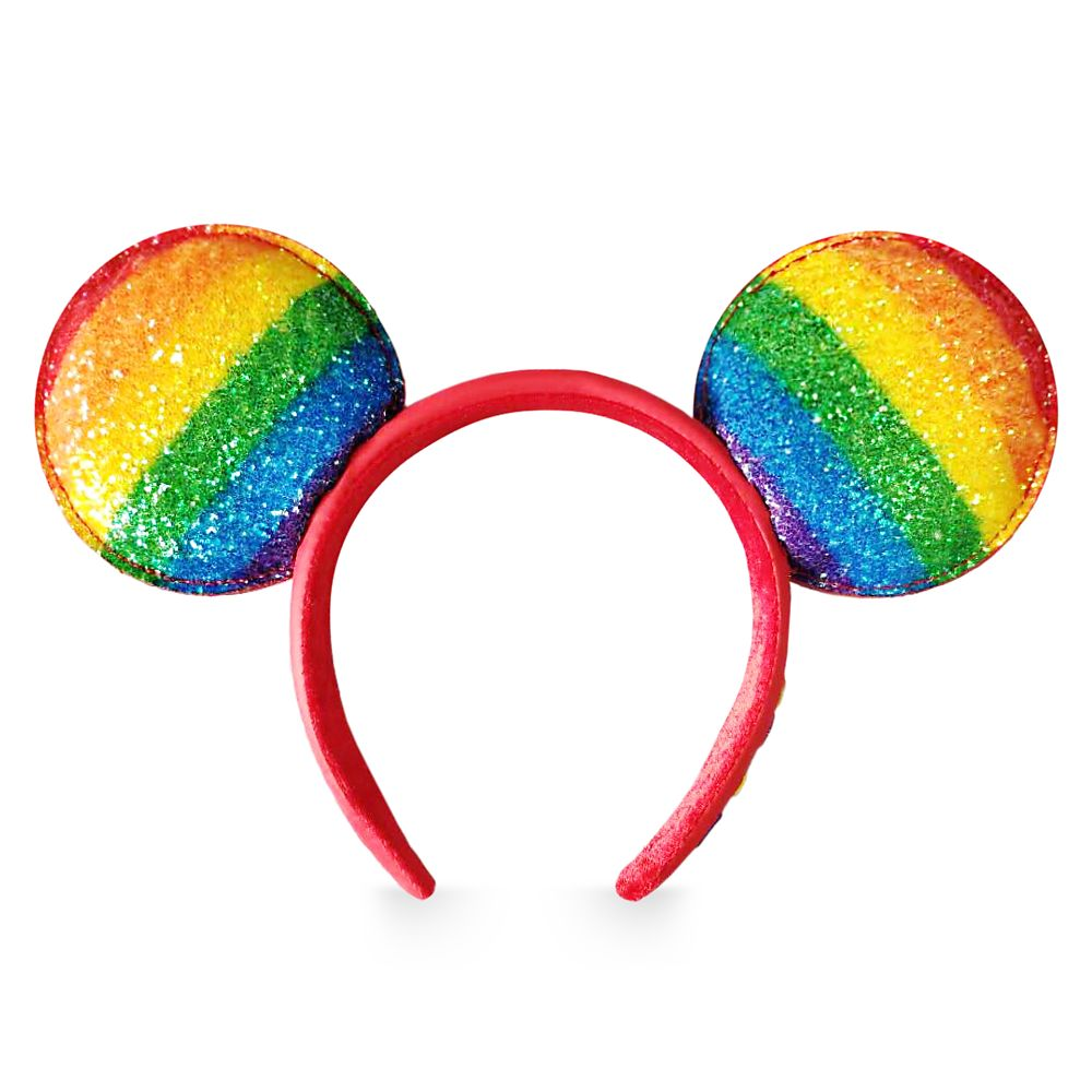 Rainbow Disney Collection Mickey Mouse Ear Headband – 2020