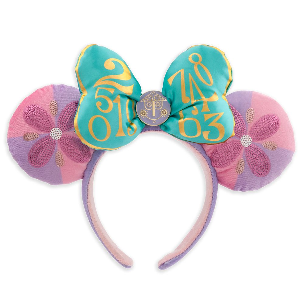 Minnie Mouse: The Main Attraction Ear Headband for Adults – Disney it's a small world – Limited Release