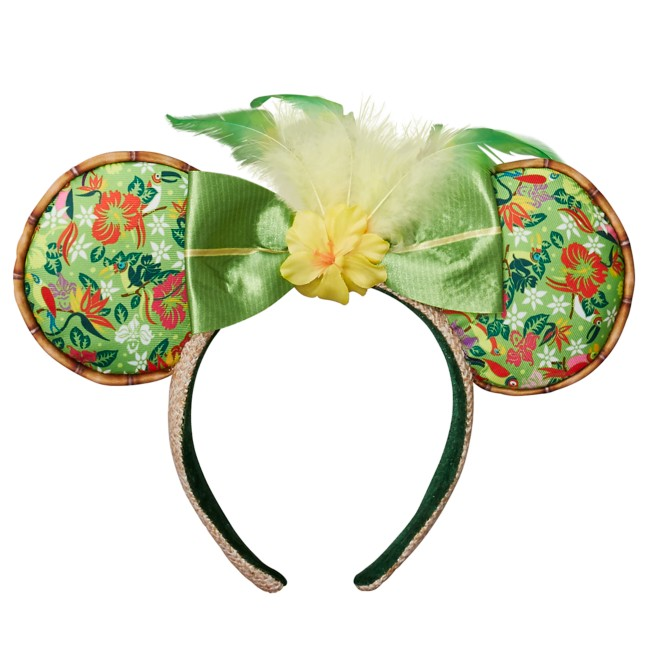 Minnie Mouse: The Main Attraction Ear Headband for Adults – Enchanted Tiki Room – Limited Release