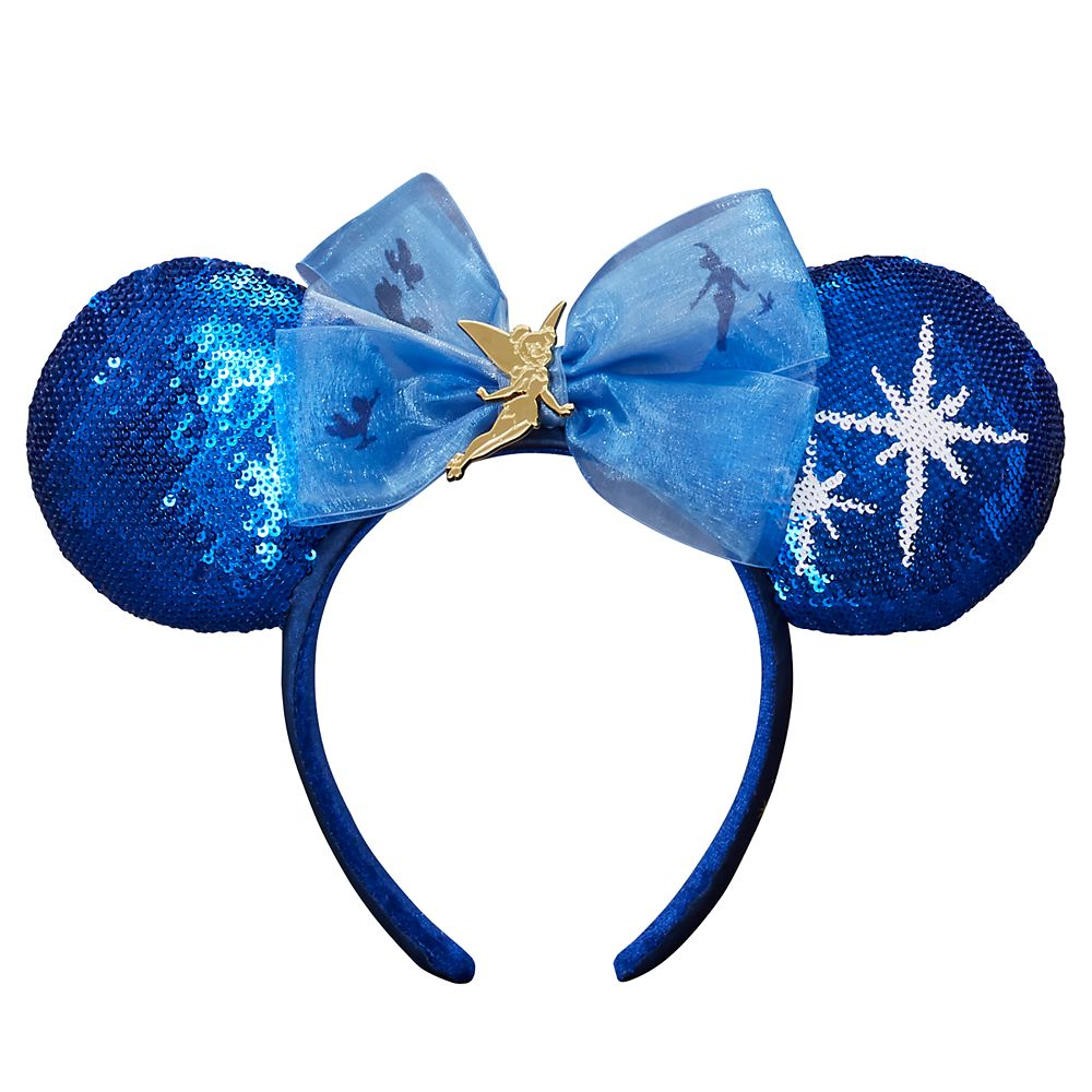 Minnie Mouse: The Main Attraction Ear Headband for Adults – Peter Pan's Flight – Limited Release