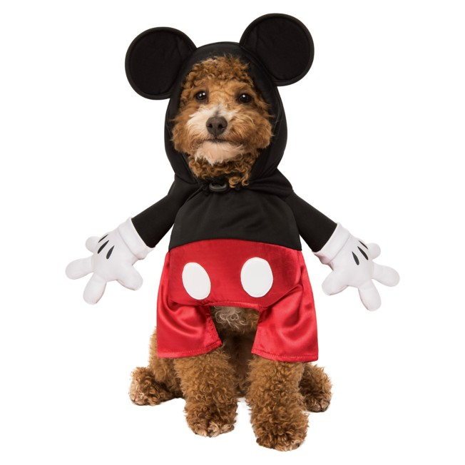 Mickey Mouse Pet Costume by Rubie's