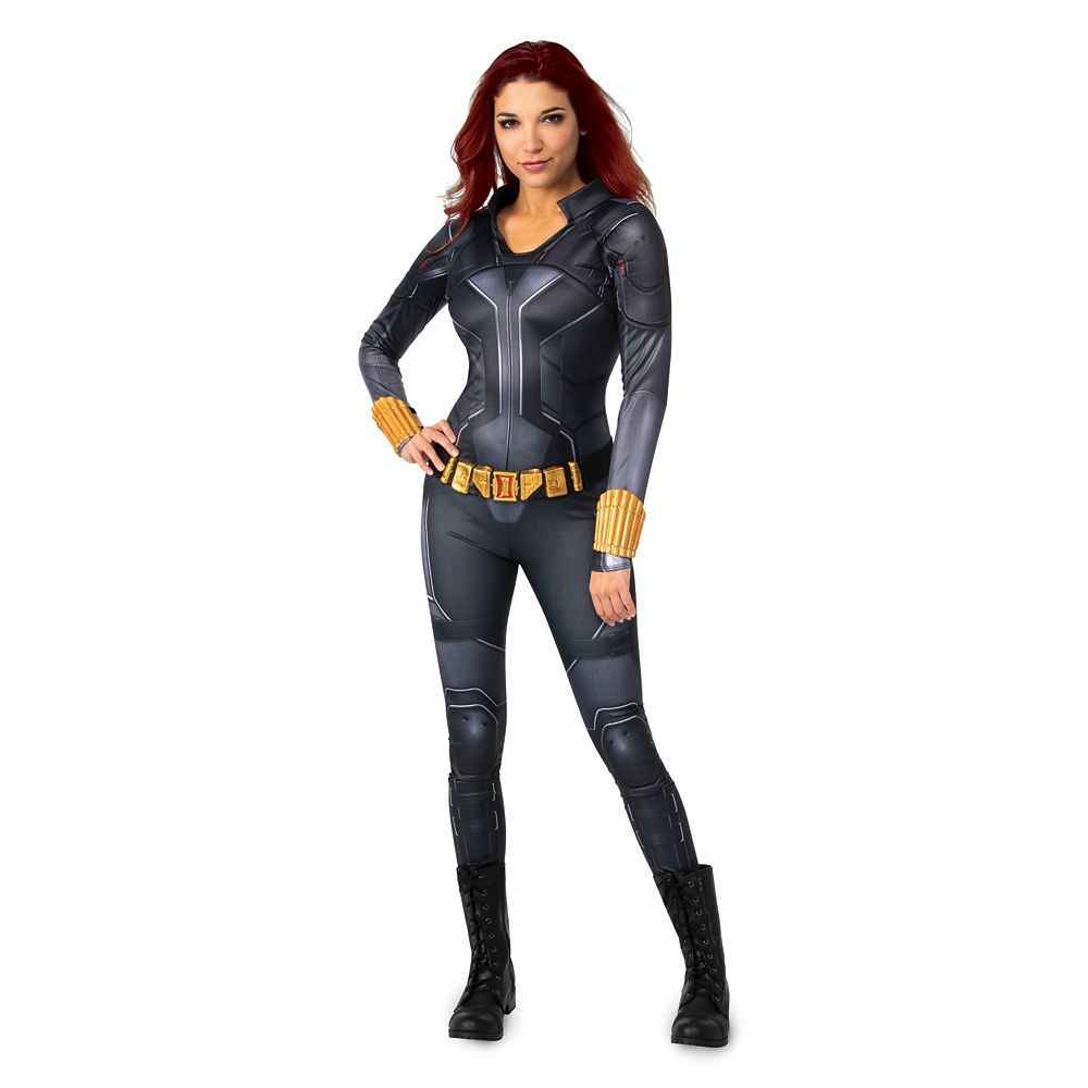 Black Widow Costume for Adults by Rubies