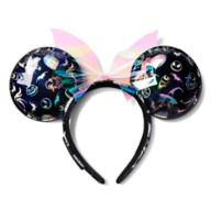 The Nightmare Before Christmas Ear Headband by Loungefly