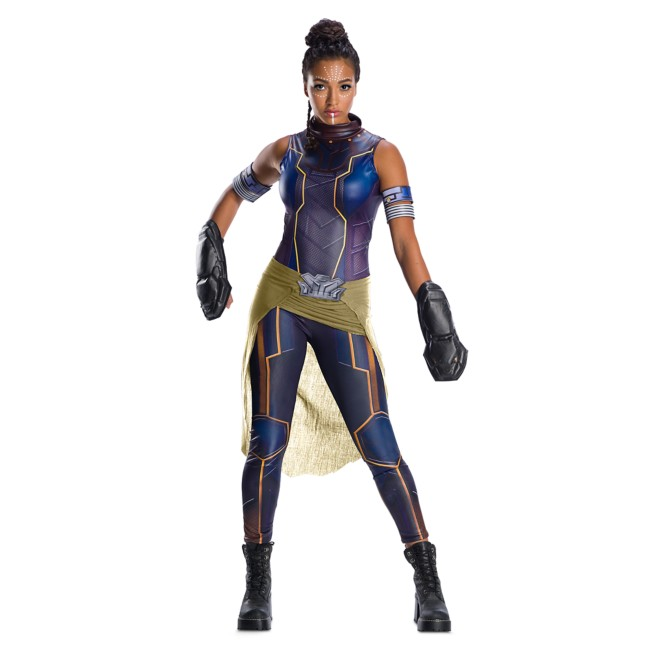 Shuri Deluxe Costume for Adults by Rubie's – Black Panther