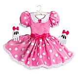 Minnie Mouse Costume for Kids - Pink