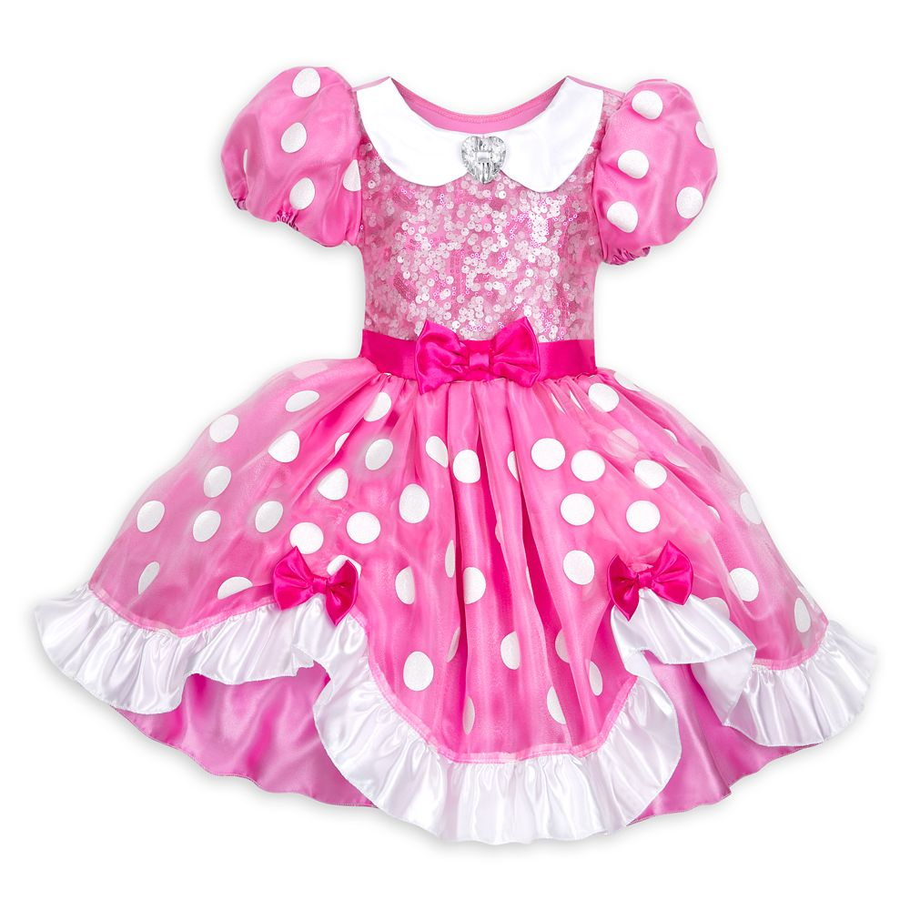Minnie Mouse Costume for Kids – Pink