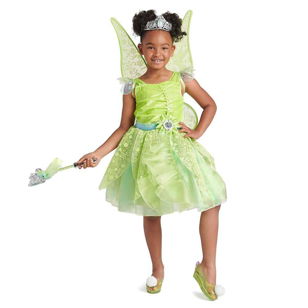 Halloween Costumes For Girls Age 13.Tinker Bell Costume For Kids