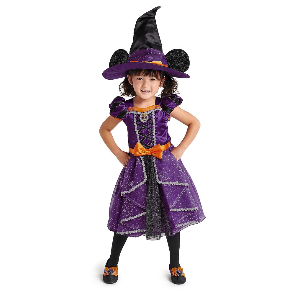 Minnie Mouse Witch Costume for Kids