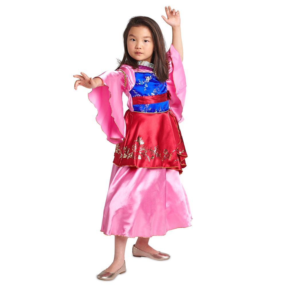 디즈니 할로윈 코스튬 뮬란 코스튬 어린이용 Mulan Costume for Kids
