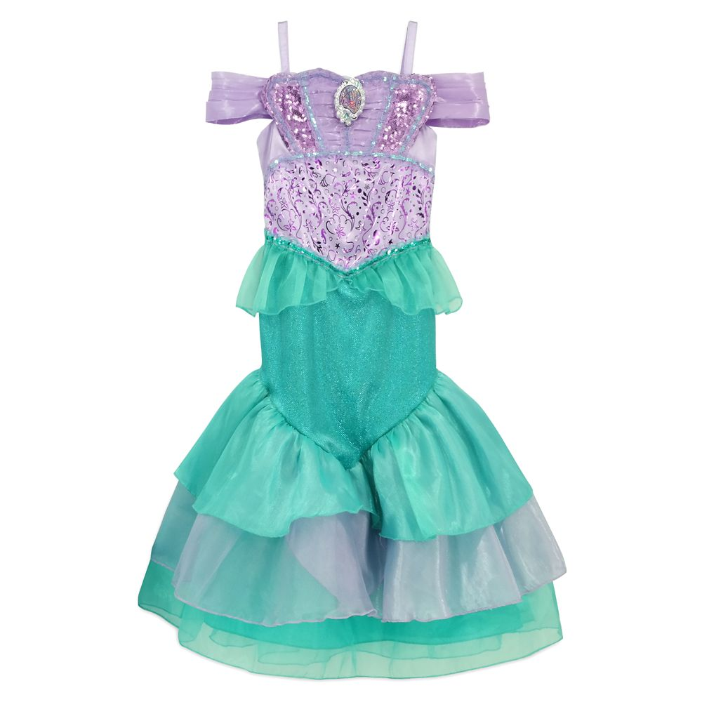 Disney Ariel Costume for Kids ? The Little Mermaid