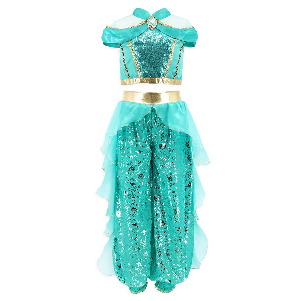 Princess Jasmine Costume For Girls Shopdisney