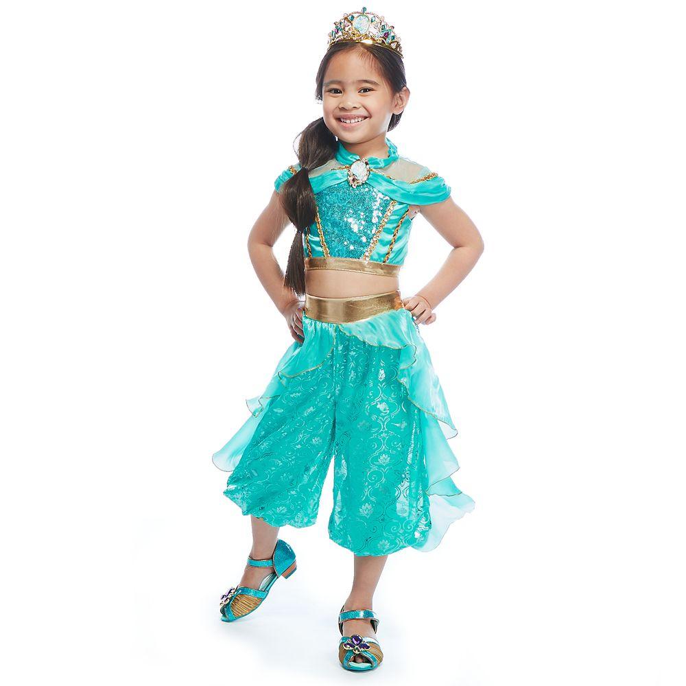 Jasmine Costume for Kids – Aladdin