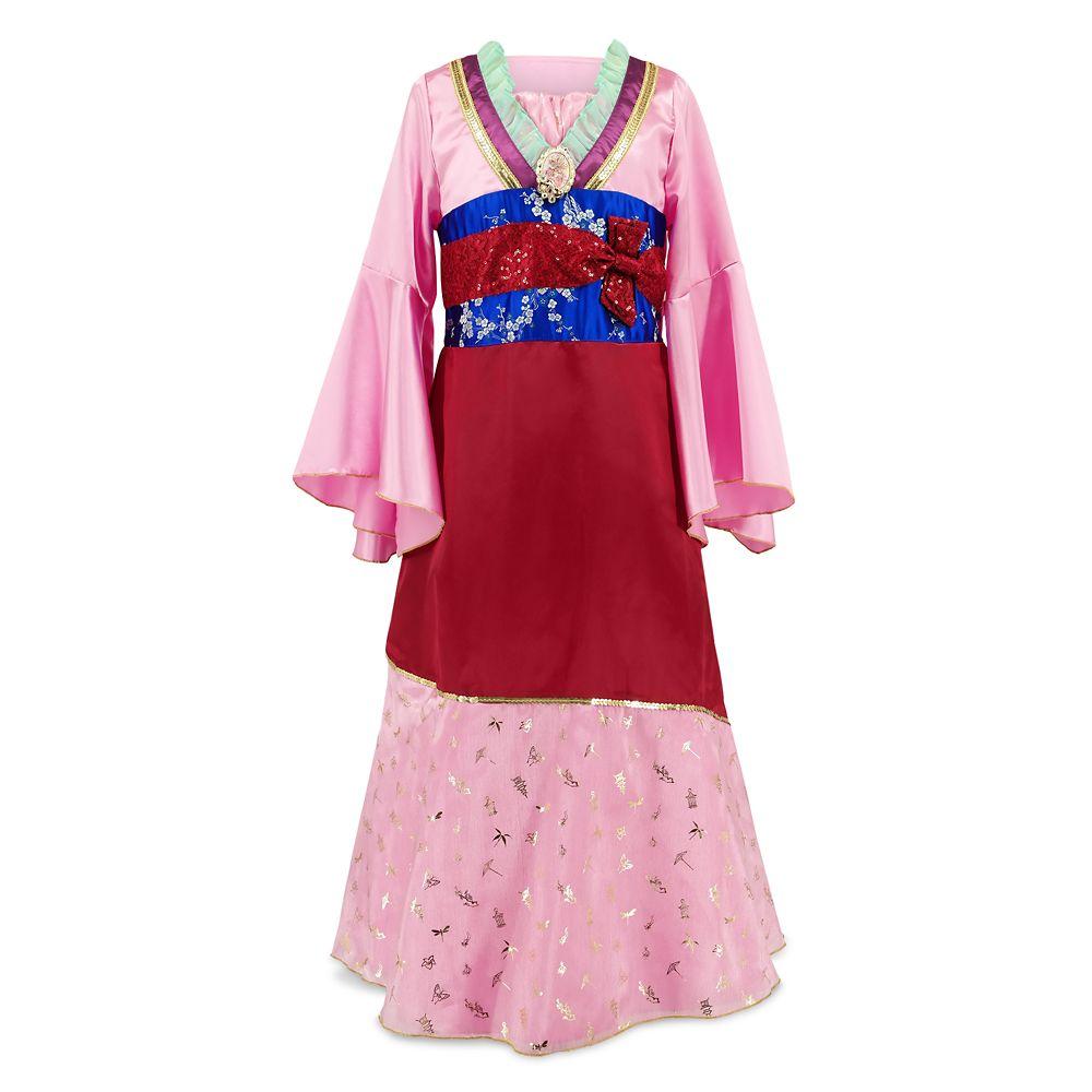 Mulan Costume For Kids Shopdisney