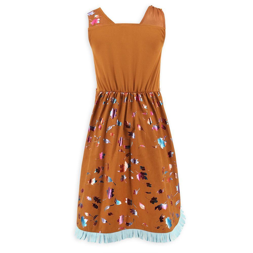 Disney Store Pocahontas Costume Dress Halloween Size Small 5//6