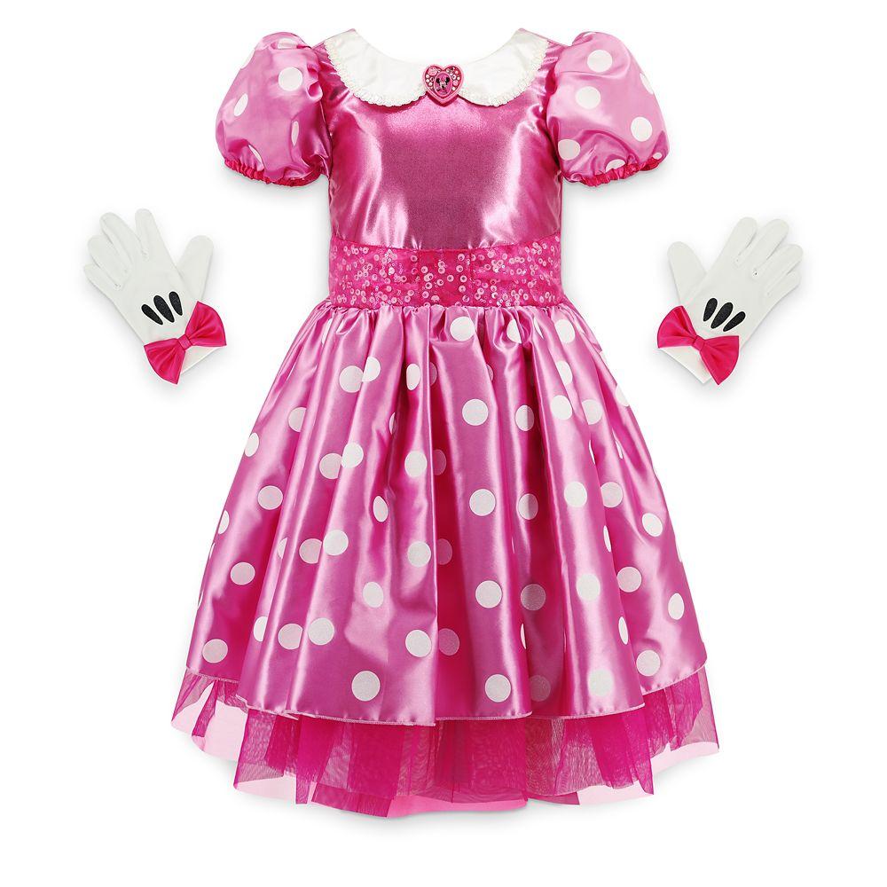 디즈니 키즈 '미니 마우스' 코스튬 Disney Minnie Mouse Costume for Kids – Pink