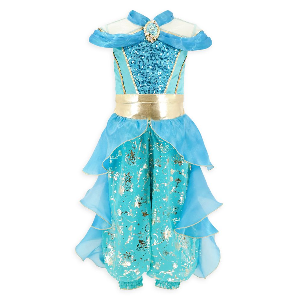 Disney Jasmine Costume for Kids ? Aladdin